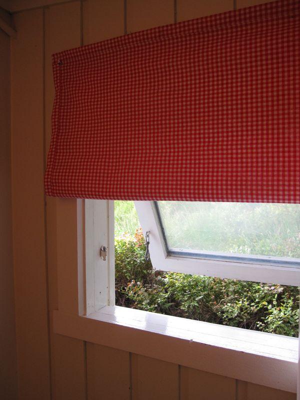 Olli & Olliver: Enkle og billige gardiner